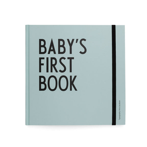 Design Letters Baby's first Book