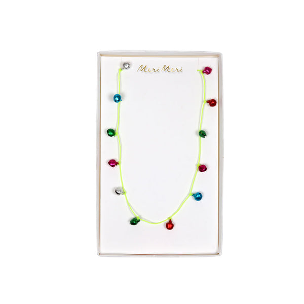 Bell Necklace (sale) - eenymeeny kids