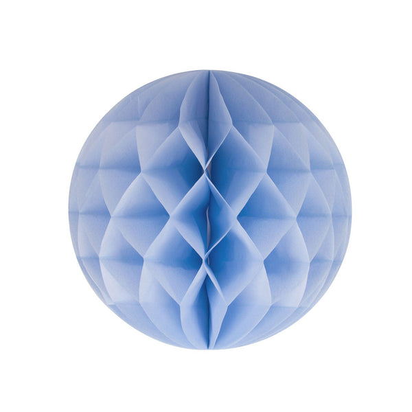 Honeycomb ball - light blue - eenymeenyfinal