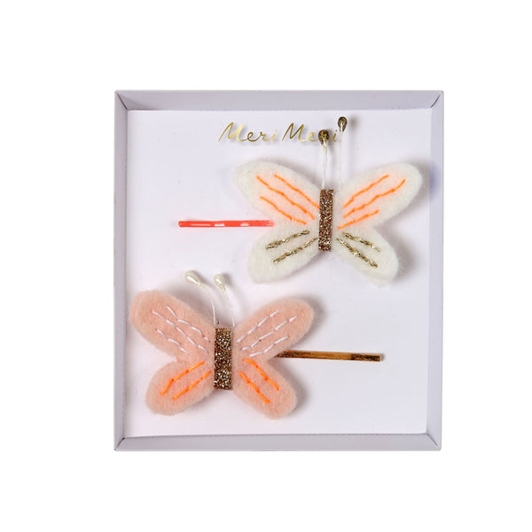 Butterfly Hair pins - eenymeenyfinal