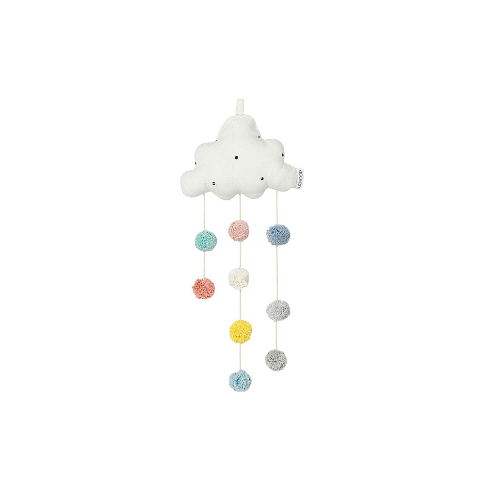 Clara cloud mobile small - Classic dot - eenymeeny kids