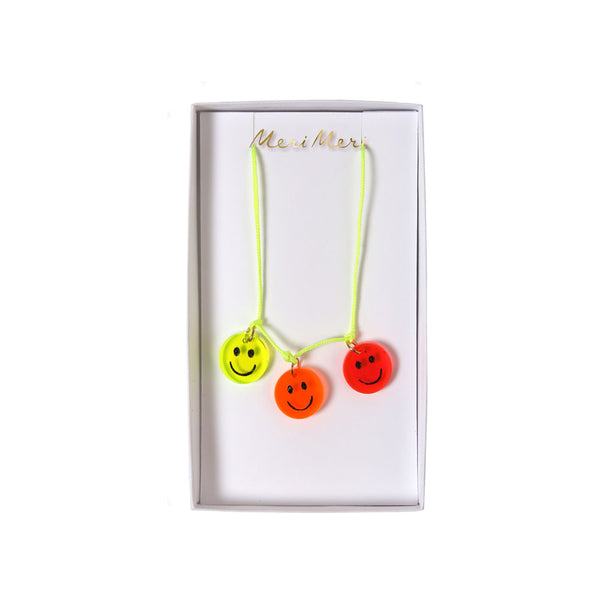 Emoji necklace - eenymeenyfinal