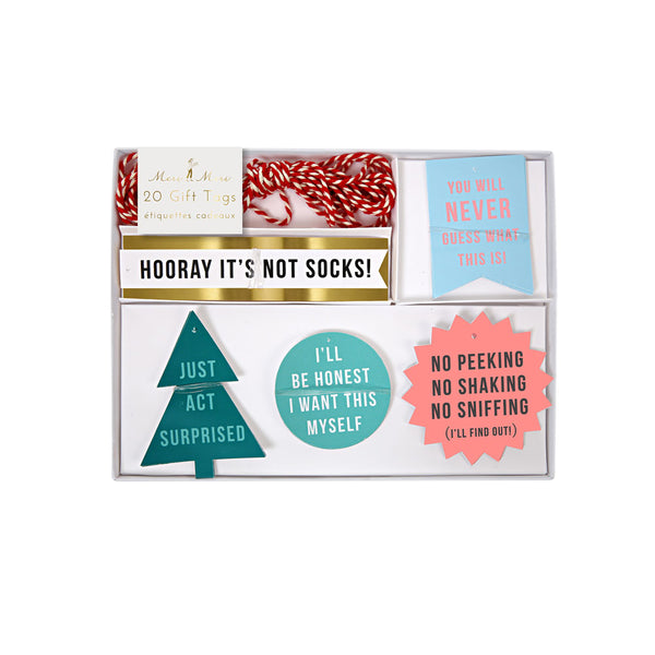 Festive Gift Tags (sale)