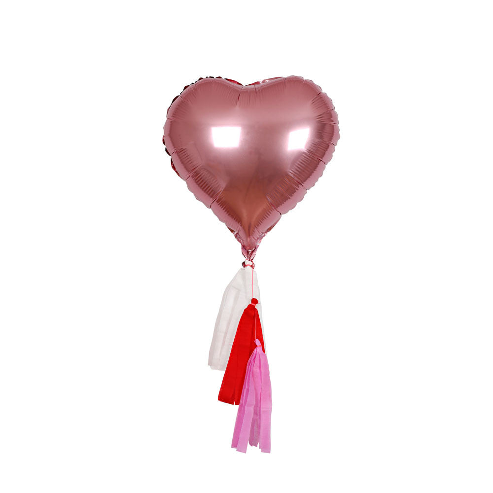 Pack of 6 Heart Balloons - eenymeenyfinal - 1