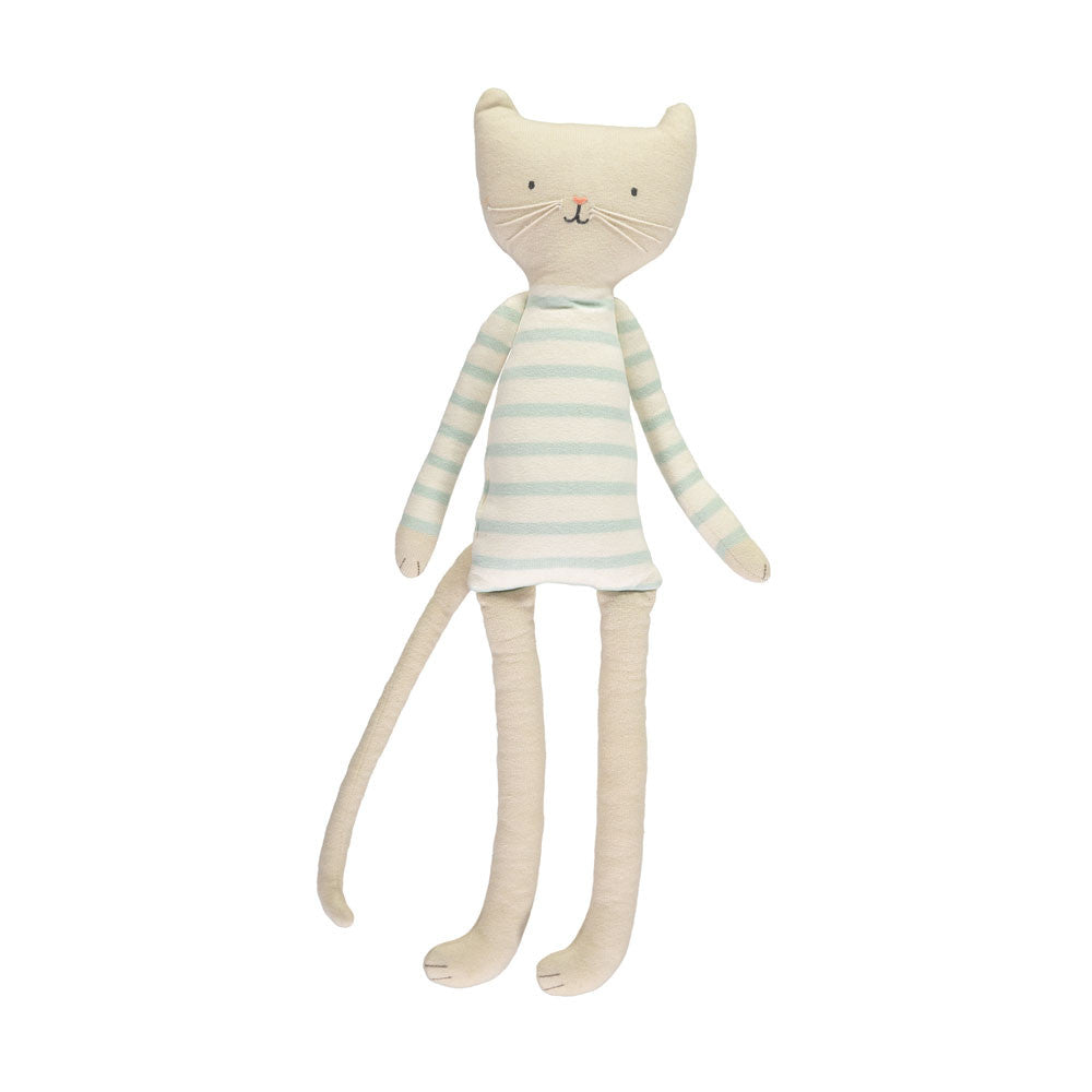 Large Knitted Cat - eenymeenyfinal - 1