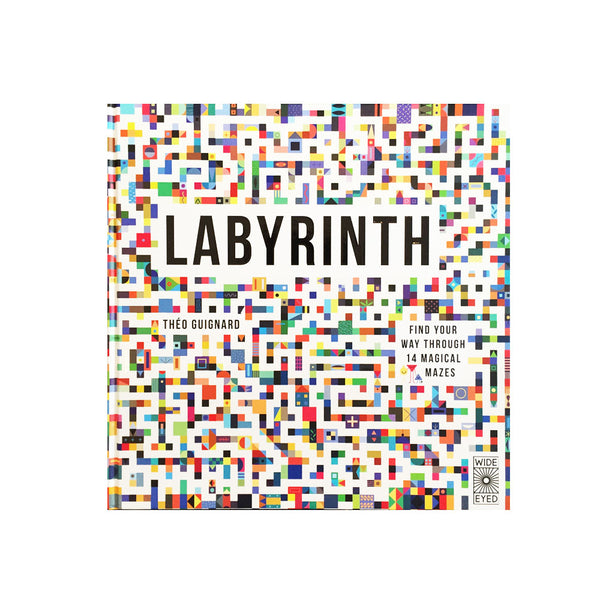 Labyrinth by Theo Guignard