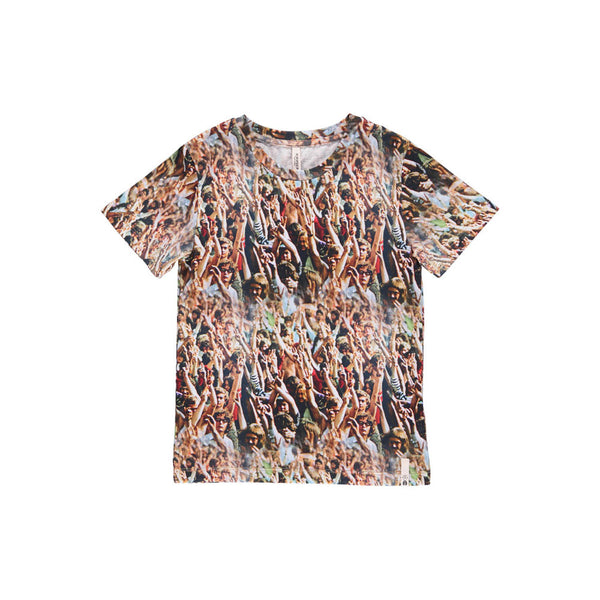 Popupshop Woodstock loose t-shirt