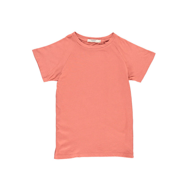 Popupshop faded rose loose t-shirt (sale)