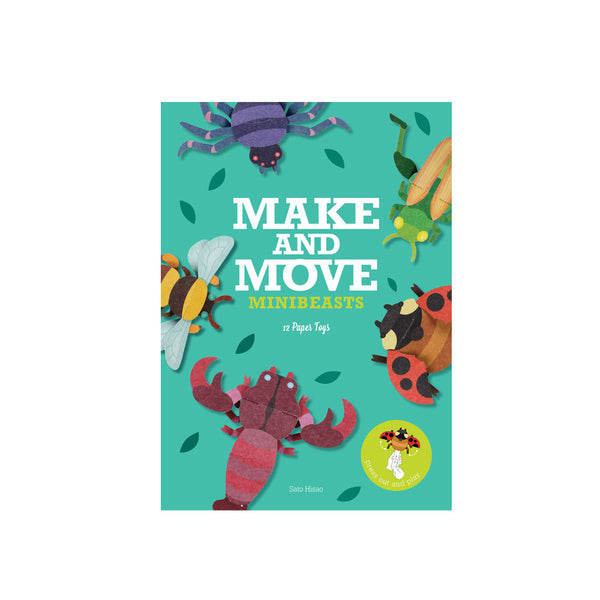 Make and Move - Minibeasts - eenymeeny kids