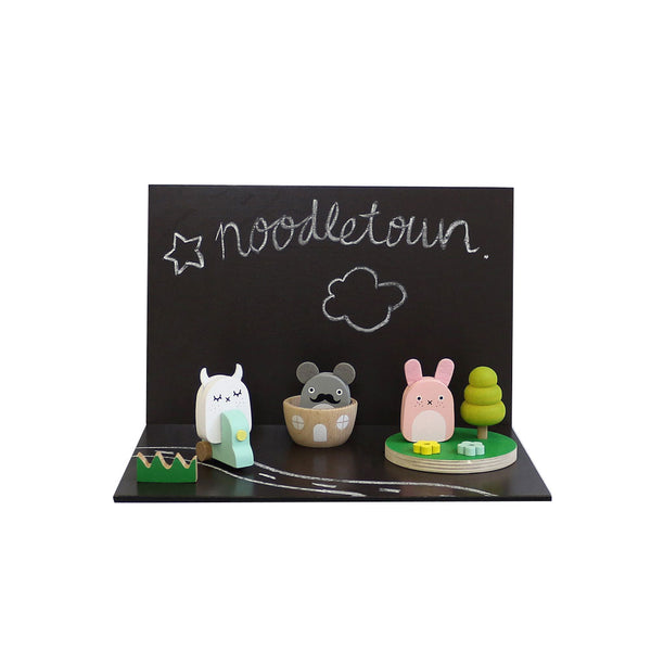 Noodoll Wooden Play Set (sale) - eenymeeny kids