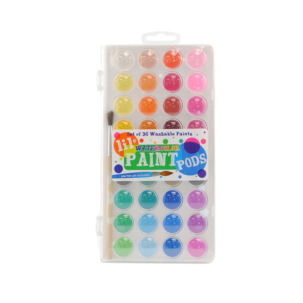 Lil' Watercolour Paint Pods - eenymeeny kids