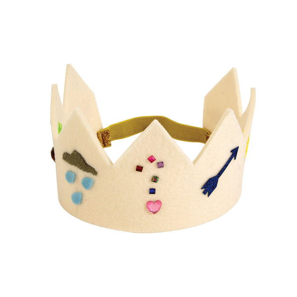 Felt Party Crown - eenymeenyfinal - 1