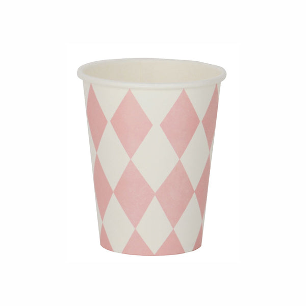 Pack of 8 paper cups - eenymeenyfinal - 2