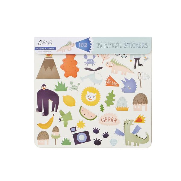 Playpa Sticker- Jungle