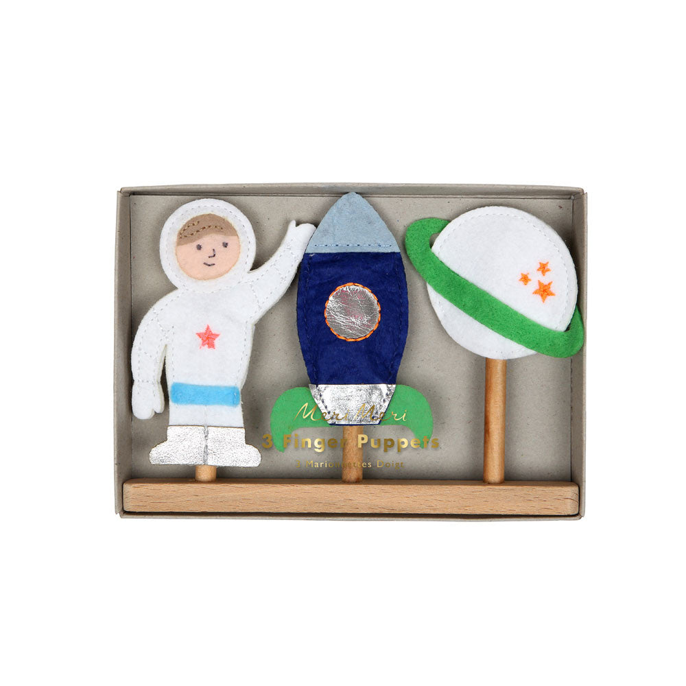 Finger Puppets - space