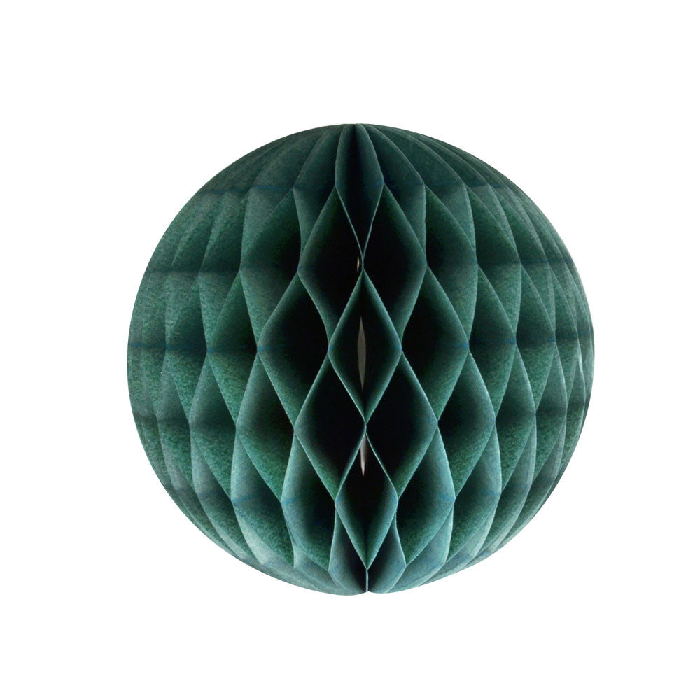 Honeycomb ball - teal - eenymeenyfinal