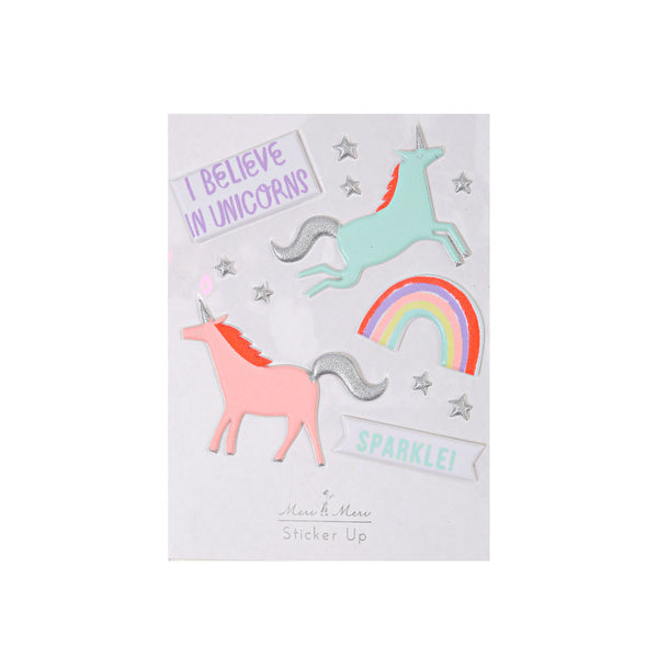 Unicorn Stickers - eenymeenyfinal