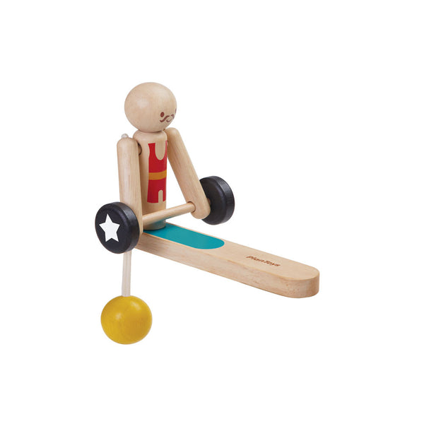 Weightlifting Acrobat (sale) - eenymeeny kids