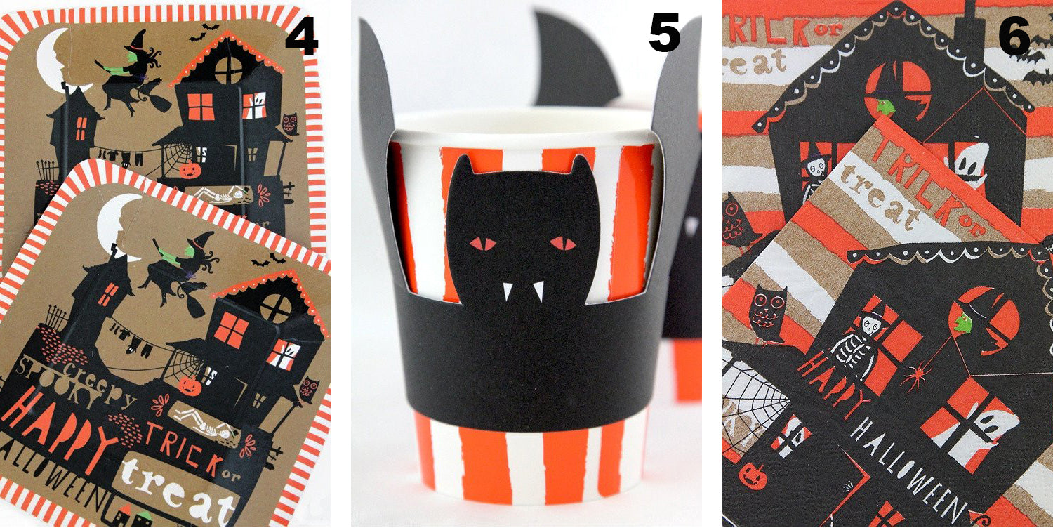halloween-party-tableware