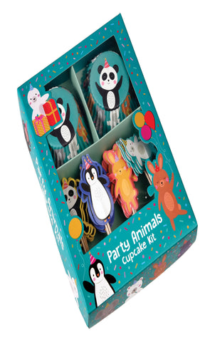Animals Cupcake Kit