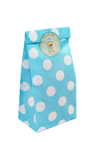 Blue Spot Classic Party Bag  - 1