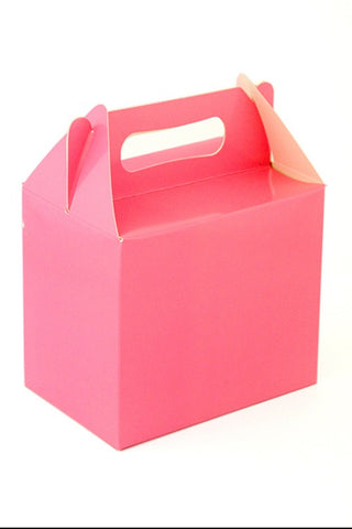 Pink Lunch Box - The Little Things