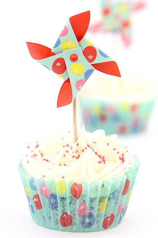Carnival Time Cupcake Kit - The Little Things