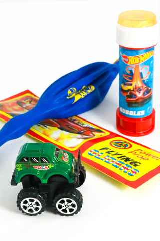 Cars Party Bag filler Kit - The Little Things