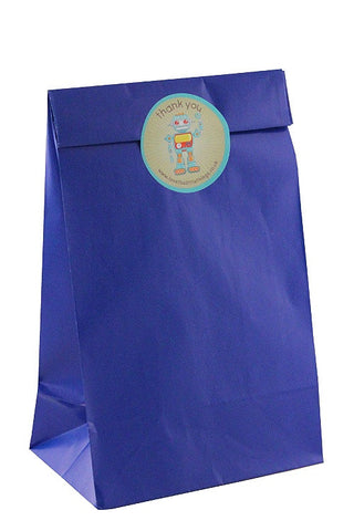 Dark Blue Classic Party Bag  - 1