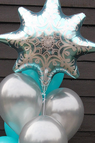Frozen Foil Balloon - The Little Things