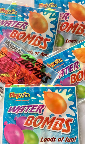 Water Bombs - The Little Things