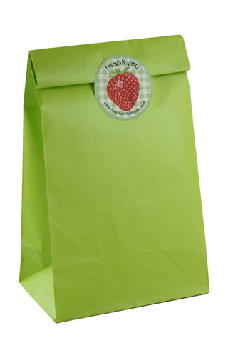 Green Classic Party Bag - The Little Things