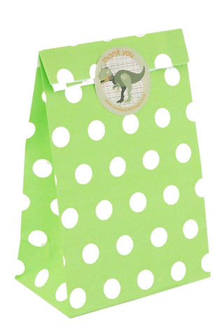 Green Spots Classic Party Bag  - 1