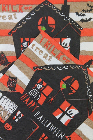 Halloween Napkins - The Little Things