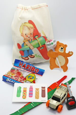 Pre Filled Party Bag - Boy's Toys