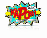 KAPOW! Cracker Cards - The Little Things