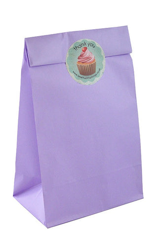Lilac Classic Party Bag