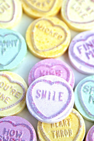 Love Heart Sweets - The Little Things