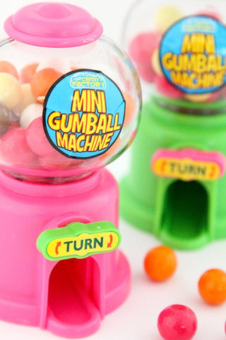 Mini Gumball Machine - The Little Things