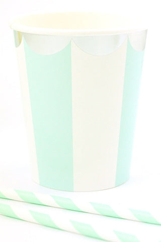 Mint Burst Cups (Quantity 8) - The Little Things