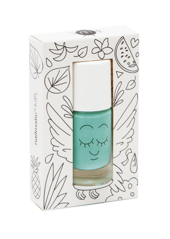 Nailmatic Kids Rio Green Nail Varnish