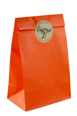 Orange Classic Party Bag - The Little Things