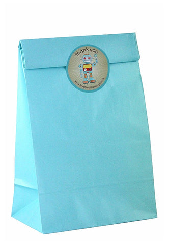 Pale Blue Classic Party Bag