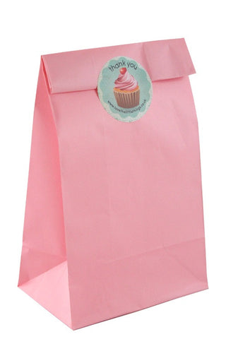 Pale Pink Classic Party Bag