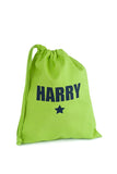 Personalised Boys Fabric Bag  - 1