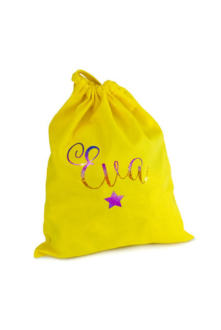 Personalised Girls Fabric Bag - The Little Things