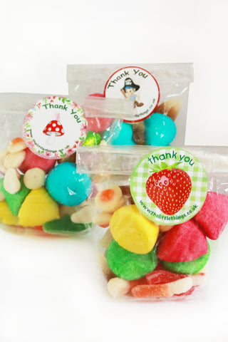Pre Filled Pick and Mix Sweet Bags - The Little Things