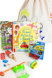 Big Busy Bag – Kids Activity Bag (boy 3+) -Long adventure - The Little Things