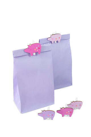 Birthday Pig Party Bag