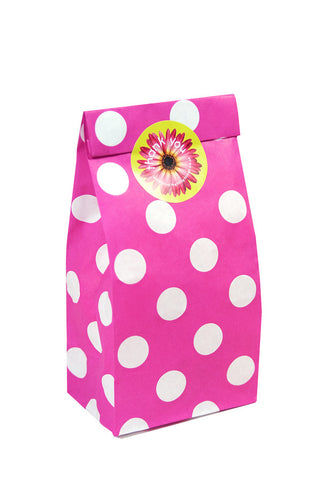 Pink Spot Classic Party Bag  - 1